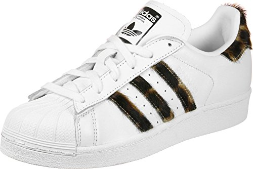 adidas Basket SUPERSTAR W - CQ2514 Blanc
