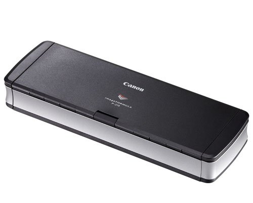 Canon imageFORMULA P-215 Scan-tini Personal Document Scanner Scanners at amazon
