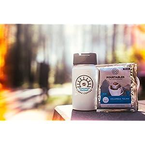 Libra Coffee Branded Hydro Flask 12 oz Wide Mouth W/ Flip Lid - LIMITED RUN