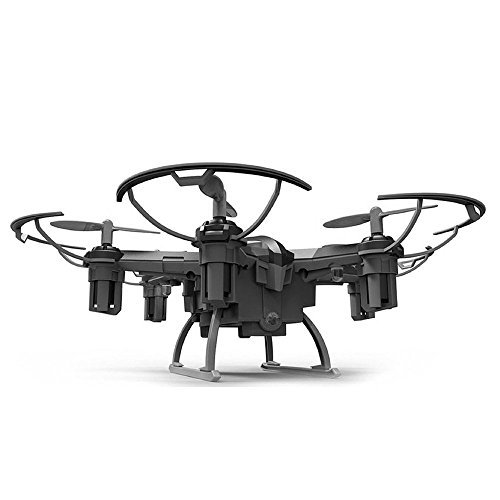 DeXop-Babrit Mast 6 Axis Super Light Weight RC Drone 4 Channel 2.4GHz RC Quadcopter with HD 2.0M Camera