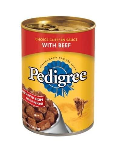 Pedigree Choice Cuts in Gravy Country Stew Dog Food 13.2 oz (Pack of 24)