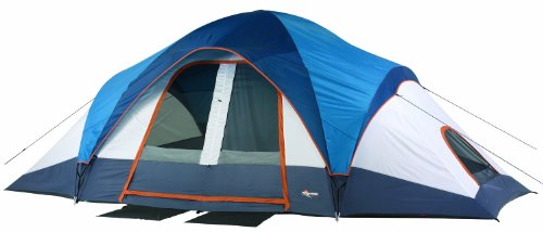 Mountain Trails Grand Pass Tent - 10 Person by Mountain Trails