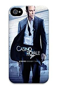 007 Casino Royale PC Case Cover for iPhone 4 and iPhone 4s by ruishernameMaris's Diary