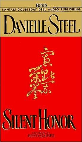 Book By Danielle Steel - Silent Honor (Danielle Steel) (Abridged) (1996-11-16) [Audio Cassette]