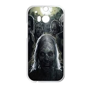 DAZHAHUI THE WALKING DEAD Phone Case for HTC One M8