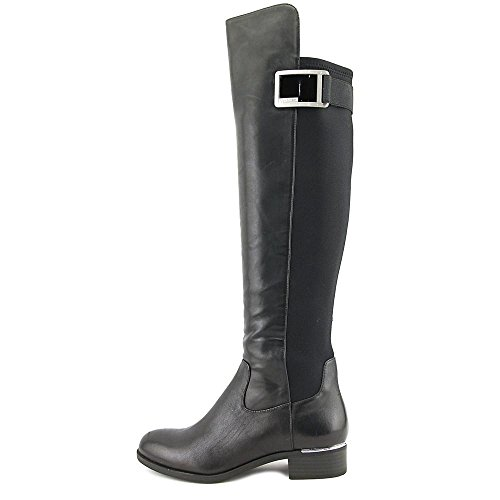 Cyra Women Calvin Klein 5 US Over Black Boot 5 the Knee 55qTWfgxwn