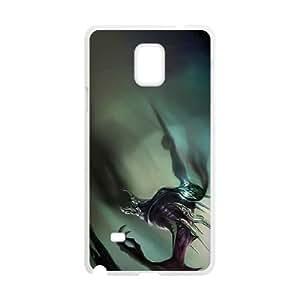 samsung_galaxy_note4 phone case White Nocturne league of legends HUI4595996