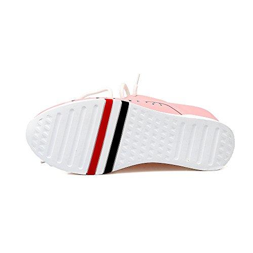 Sint de cordones Material de ANNIESHOE Zapatos wfqPtXHHFA