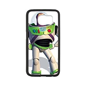 Samsung Galaxy S6 Cell Phone Case Black Toy Story 2 VCE_00829
