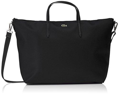 Concept Borsa Lacoste Black tracolla a Donna Nero 000 L1212 5q1wpUxH
