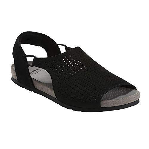 Earth Shoes Linden Laveen Women's Black 10 Medium US