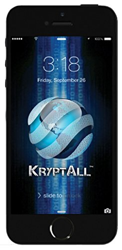 KryptAll-Secure-Encrypted-TSCM-Counter-Surveillance-iPhone-SE-w-No-Call-Records-and-110-Worth-of-Service