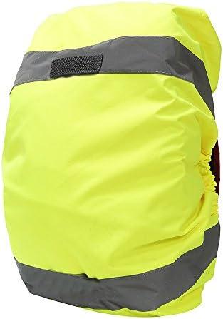 Reflective Rucksack Oxford Bright Backpack Hi Viz waterproof Cover