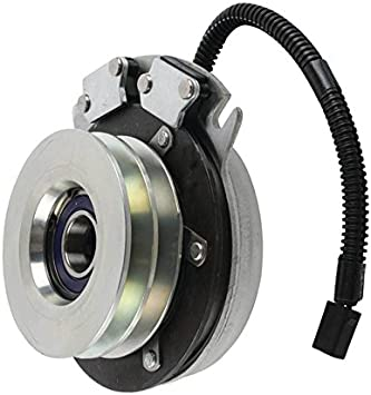 Amazon.com: Rareelectrical NEW PTO CLUTCH COMPATIBLE WITH WOODS MOW' N  MACHINE 5160-5180, 6140-6160, 6170-6180 73113: Automotive | Woods Mowing Machine 6100 Wiring Digram |  | Amazon.com