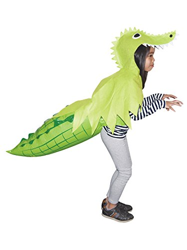 (Sunstar Industries Alligator Hoodie with Inflatable Tail)