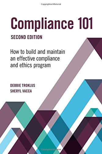 Compliance 101 -- SCCE Second Edition