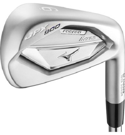 Mizuno Golf Men's JPX-900 Forged Iron Set (Set of 8 total clubs: 4-GW, Steel, Stiff, Right Hand)