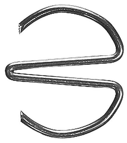 Bosch Pro Federstiftsicherung fü r Steckschlü sseleinsä tze mit 3/8'-Innenvierkantaufnahme (Schlü sselweite: 7-12 mm, 10 Stü ck) 2607000213
