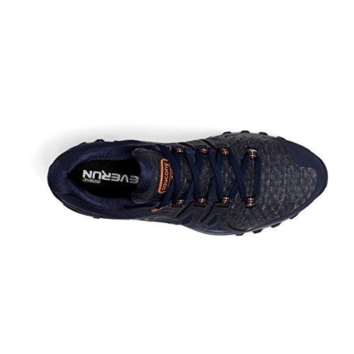 Saucony Herren Xodus ISO 2 Fitnessschuhe Blau (Nvy / Den / Copa 30)