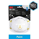 3M Pro Paint Sanding Vented Respirators, 8511, 2 Masks (N95)