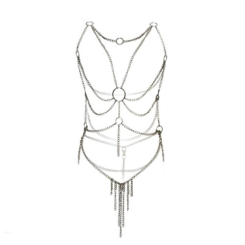 Chain Link Bikini Set in Australia - 8