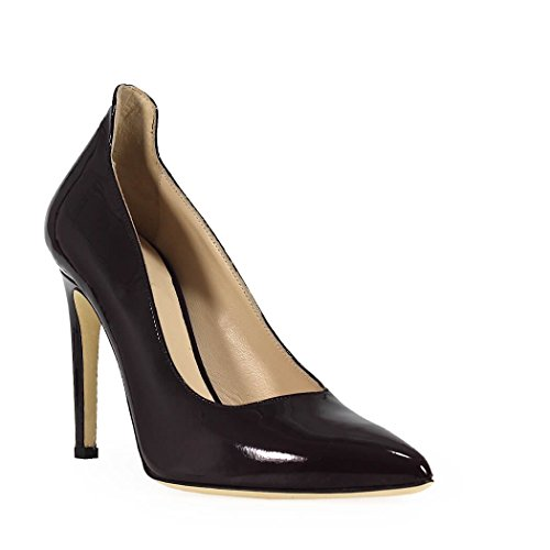 Pinko Ladies Nadir Pumps In Vernice Viola Autunno Inverno 2018