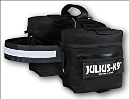 Julius-K9 1622NT 2 Piece Side bags for Power harness, Size 1-2