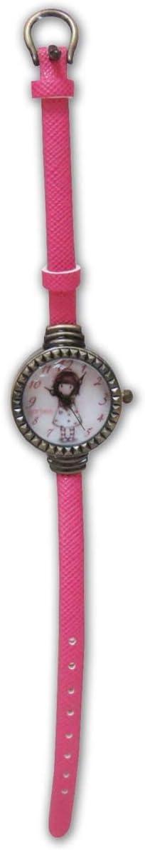 Gorjuss W-05-G Reloj de Pulsera con Caja Little Heart