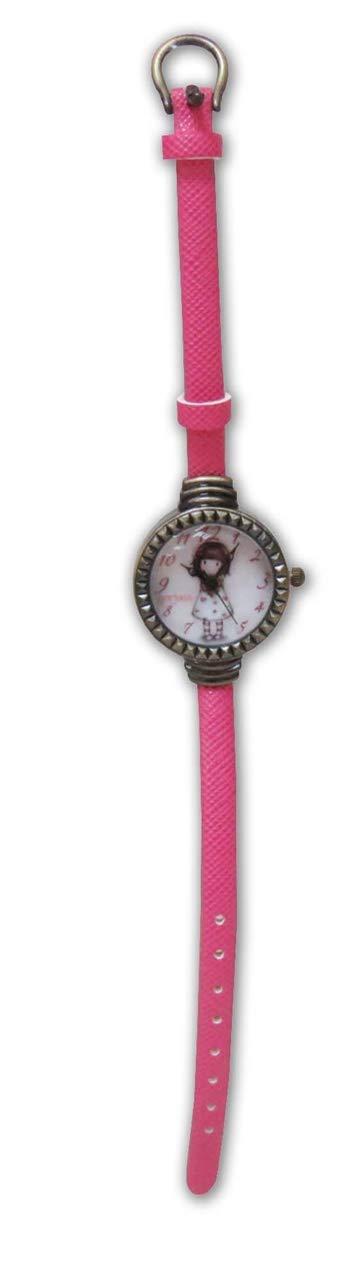 C Y P Reloj de Pulsera con Caja Gorjuss-Little Heart W-05-G