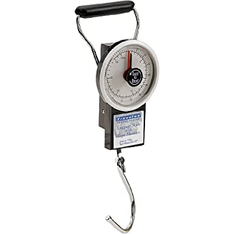 Amazon.com: Luggage Scale - Hand Held - With Tape Measure By ...