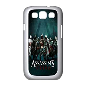 Best Phone case At MengHaiXin Store Assassin's Creed Pattern 66 For Samsung Galaxy S3