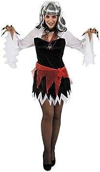 DISBACANAL Disfraces de vampiresa Gotica Mujer - -, M: Amazon ...