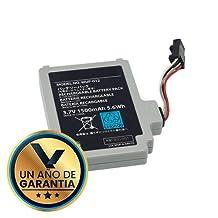 Batería 3.7 Volts 1500 mAh para Nintendo Wii U GamePad
