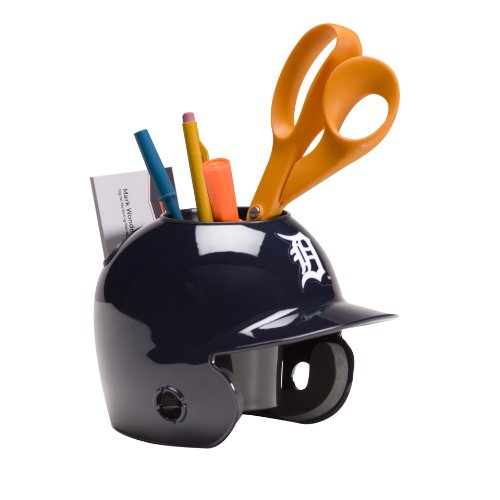 Schutt MLB Detroit Tigers Desk Caddy