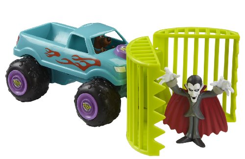 (Scooby -Doo Trap Time - Pull Back and Go Trap Truck. Imported from UK.)