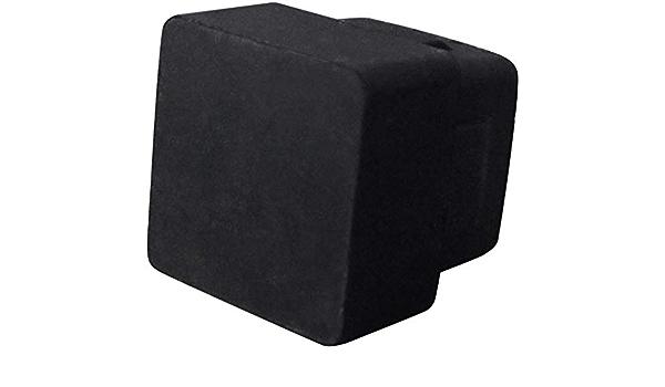 Black INOX DSIX14RUB DSIX Rubber Tip for DSIX14 Wall Mount Square Door Stop