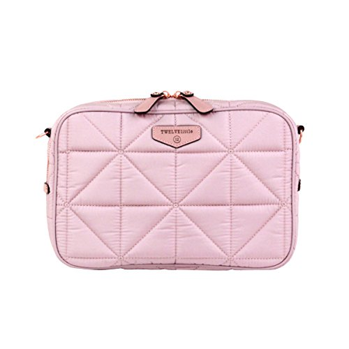 (TWELVElittle Diaper Clutch, Blush Pink (New))