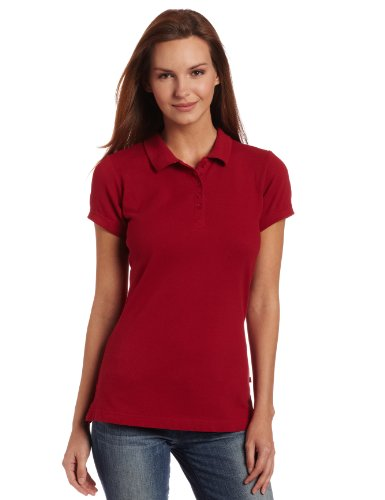 Dickies Womens Pique Polo Shirt product image