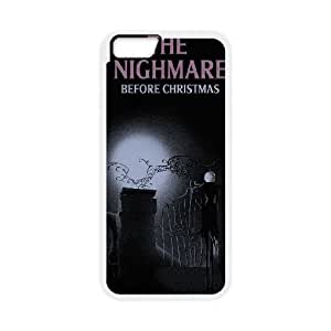 iPhone 6 4.7 Inch Cell Phone Case White NIGHTMARE Gzwkq
