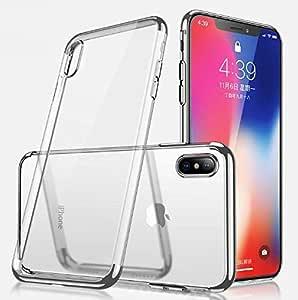 Hoco Transparent TPU Case For iphone X