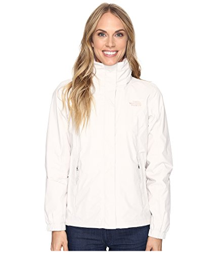The North Face Women's Resolve 2 Jacket Moonlight Ivory (Prior Season) Outerwear