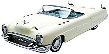 Amazon Com Buick Wildcat Concept I Light Beige 1953 Model Car