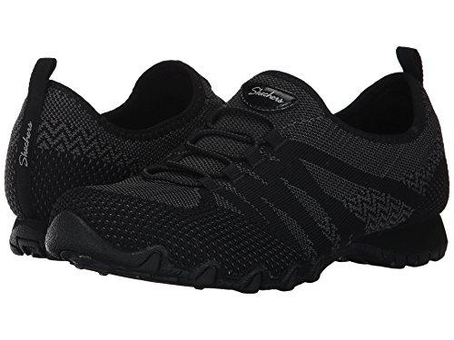 [SKECHERS(スケッチャーズ)] レディーススニーカー?ウォーキングシューズ?靴 Bikers - Engineered Knit Bungee Sneaker