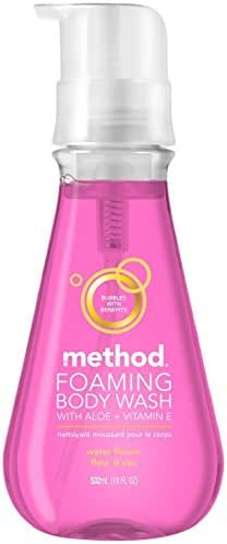 Body Washes & Gels: Method Foaming