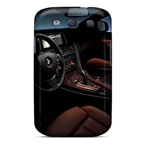 Ideal Blowery Case Cover For Galaxy S3(bmw 6 Interior), Protective Stylish Case