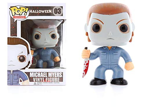 Funko 2296 Pop Movies: Halloween - Michael Myers Action Figure]()