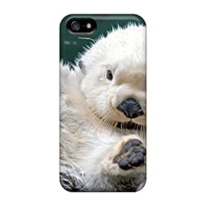 Ana13079lzjH Awesome Cases Covers Compatible With Iphone 5/5s - Baby Sea Otter