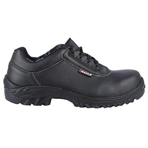 """Cofra 63540–000.w42tamaño 42""""helio S3SRC–zapatos de seguridad negro"""