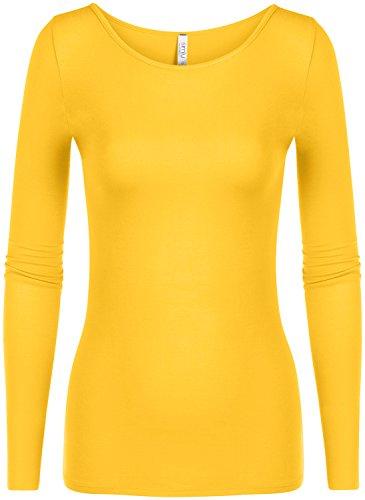 Yellow Long Sleeved Shirt - 6