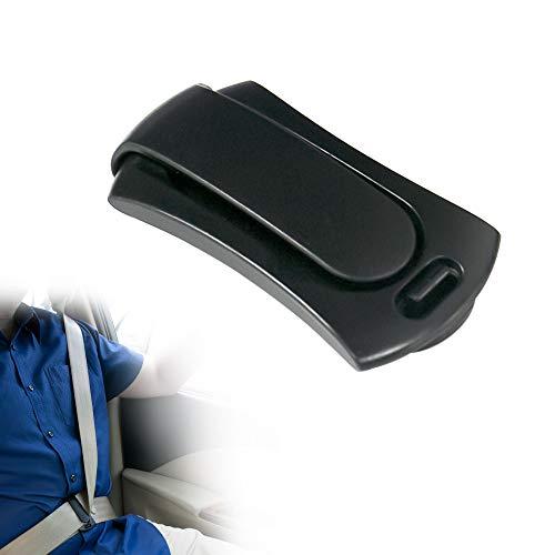 innelo Seatbelt Adjuster, Universal and Comfortable Seat Belt Clip ()